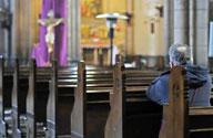 Christ im Gebet