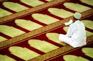 Muslim im Gebet